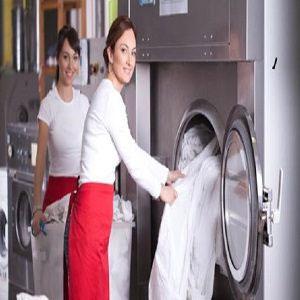 شستشوی حوله با ماشین لباسشویی صنعتی